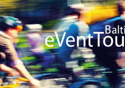 Business card. Event Tour
