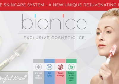 Bionice. Packaging