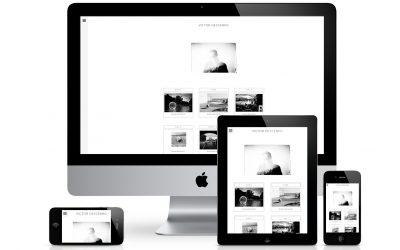 Сайт фотографа