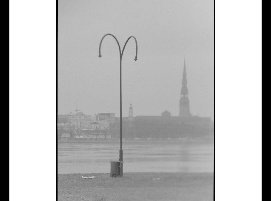 Riga. Fall