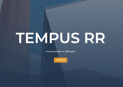 WEB. Site TempusRR