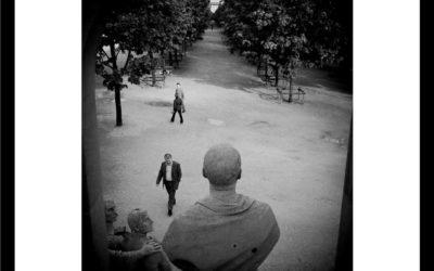 Paris. Park