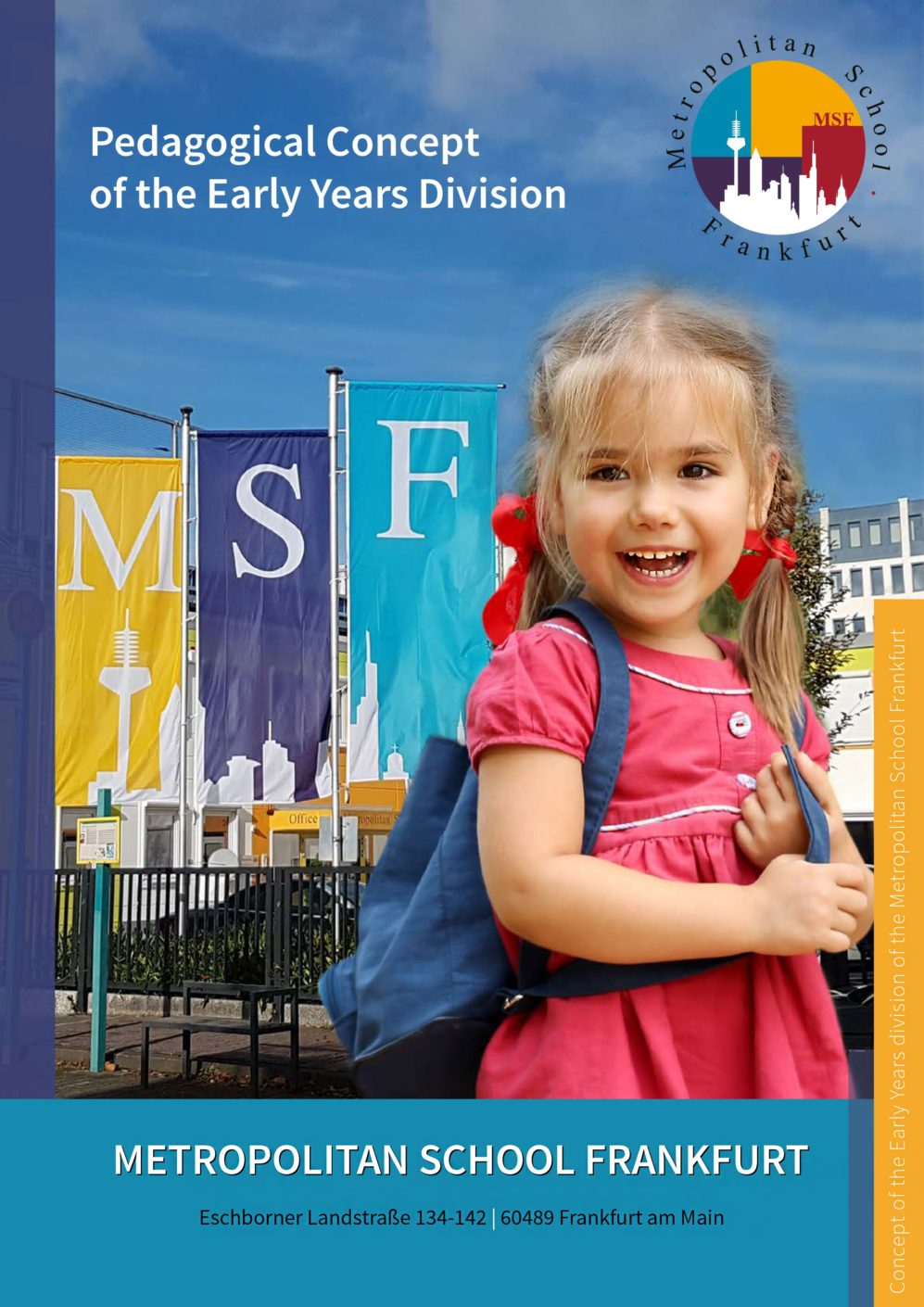 Pedagogical Concept of the Early Years Division